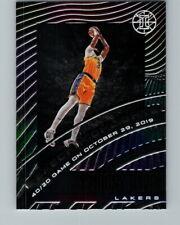 2019-20 PANINI NBA ILLUSIONS SEASON HIGHLIGHTS ANTHONY DAVIS INSERT CARD # 2 BV