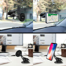 Magnetic Dashboard Windshield Suction Mount Smartphones for iPhone X XR XS MAX