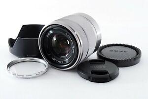 SONY SEL1855 18-55mm f/3.5-5.6 OSS Lens w/ Filter,Hood [Exc JAPAN 720257