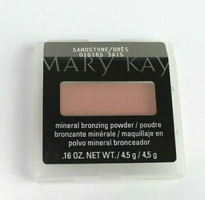 Mary Kay New 1 Mineral Bronzing Powder Color Sandstone Free Shipping