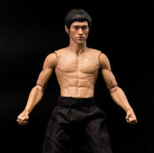 1/6 Muscular Male Body GangHood G002 For Bruce Lee as Hot Toys DX04