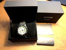 CITIZEN BEAUTY and YOUTH Bespoke Model Mens Automatic Divers Watch Japan EMS