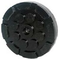 "Lift Pad For Quality, Molded Rubber Rubber Pad  (4 3/4"" Round)"