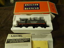 1990 LIONEL #6-18503 - SOUTHERN PACIFIC NW2 SWITCHER O Scale - Mint In Box - C9