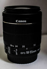 Canon Zoom Lens EF-S 18-55mm F/ 3.5-5.6 IS STM for Canon APS-C Camera's
