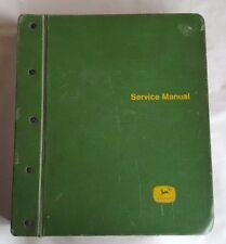 1967 John Deere Jd440 Tractor Service Manual / Sm-2065