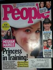 MEGHAN MARKLE People Magazine 3/26/18 Tim McGraw Chip Joanna Gaines NEW NBR