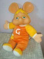 VINTAGE TOY DOLL TOPO GIGIO MARIA PEREGO PARLANTE bambola pupazzo peluche toy