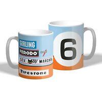 Le Mans GT40 Mug Car Motorbike Mechanic Tea Coffee Mug Car Gift
