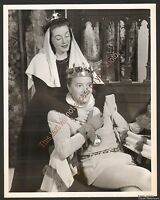 "1954 Maurice Evans Churchill "" King Richard II ""Shakespeare NBC TV 7x9 Photo"