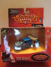 Monster Garage  Tree Shaker   Blue / Silver   1:64 scale   NIB  w-01