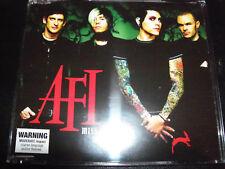 AFI Miss Murder Rare Australian Enhanced CD Single E.P - Like New