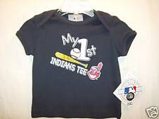 Cleveland Indians MLB T-Shirt Infant 3/6 Months  NEW