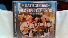 Flatts Scruggs Grass Roots Country NEW 2003 Czech Republic Import cd3066