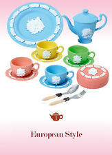 Re-Ment Miniature Tea Time Collection Dream Tableware Set # 1 European Style