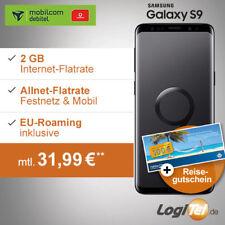 Samsung Galaxy S9 Handy mobilcom-debitel Vodafone Vertrag nur 31,99€ mtl.