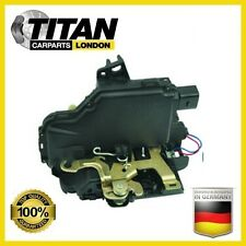 VW GOLF IV PASSAT SKODA OCTAVIA DOOR LOCK MECHANISM UK DRIVERS REAR RIGHT SIDE
