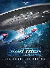 Star Trek: The Next Generation - The Complete Series (Blu-ray, 41 Disc set) NEW!