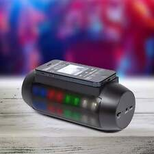 thumbsUp! LED Touch Speaker NFA Illuminating Light Up Equaliser USB Wireless NEW