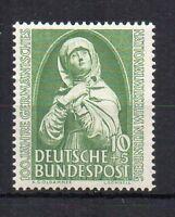 Germany - West Germany 1952 10pf + 5pf Museum Centenary  MNH