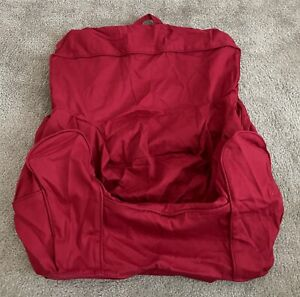 POTTERY BARN KIDS Anywhere Chair Slipcover -RED- CHRISTMAS CHAIR COVER  NW0T