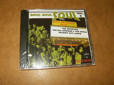 CD (TOTO 11) - various artists - SOUL SOUL SOUL Vol.6