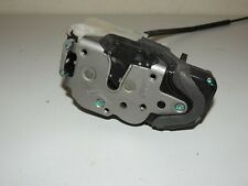 2008 - 2013 CADILLAC SRX RIGHT REAR DOOR LATCH ACTURATOR  USED OEM