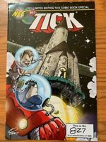 THE TICK #1 2019 LIMITED EDITION SPECIAL NEC NEW ENGLAND COMIC 827 OF 1000