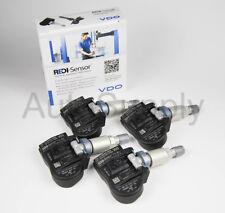 TPMS sensor set VDO Redi-Sensor Ford Escape 2009 2012 2013 2014 2015 2016 2017