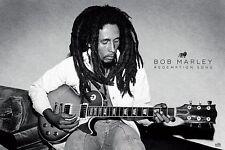 Bob Marley - Redemption Song - New Licensed Reggae Maxi Poster - 91.5cm x 61cm
