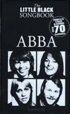Canzoniere ABBA - THE LITTLE BLACK SONGBOOK