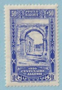 ALGERIA B20 SEMI-POSTAL  MINT LIGHTLY HINGED OG * NO FAULTS EXTRA FINE!