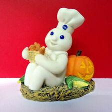 Danbury Mint Pillsbury Doughboy October Calendar Perpetual Figurine