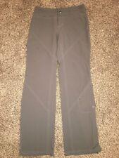 Athleta Brown Fleece Lined Pants 8T 8 Tall