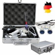 Dentale Occhialini Binoculari lente ingrandimento 3.5X420mm lenti occhiali+Box