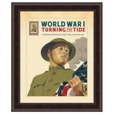 USPS New World War I: Turning the Tide Framed Art