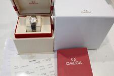 OMEGA Constellation Ladies Two-tone MOP Diamonds Dial Quartz 24mm Watch