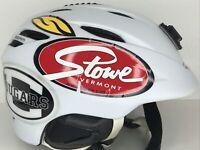 Giro X-Static Model Ski Bike Snowboard Helmet Matte White Size Large 59-62.5cm