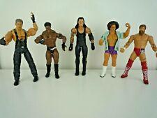 RARE WWE SIGNOR KENNEDY Jakks Micro aggressione Wrestling Figure Deluxe Mini