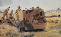 Airfix 1/32 17 Pounder Anti-Tank Gun and Crew # A06361