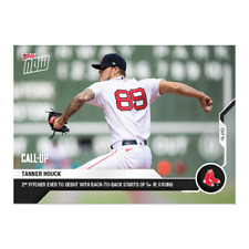 2020 Topps Now Tanner Houck Call-Up #293 Red Sox 2nd Pitcher To Debut preorder