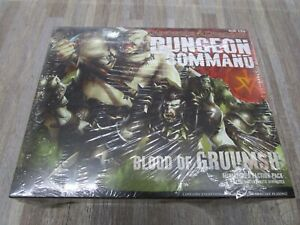 Dungeon Command: Blood of Gruumsh MINIATURES FACTION PACK *NEW* Sealed