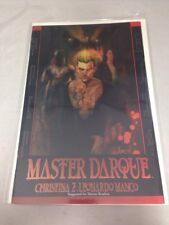 Master Darque # 1 Leonardo Acclaim Comics February 1998 VF/NM