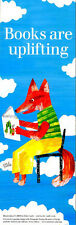 The Hungry Caterpillar Fox Bookmark Eric Carle *BRAND NEW MINT CONDITION*