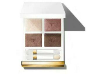TOM FORD Soleil Eye Color Quad Eyeshadow Palette 04 FIRST FROST 21 oz / 6 g NIB