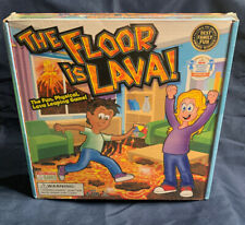 Games The Floor Is Lava Interactive Board For Kids Adults (Ages 5+) Fun Party,