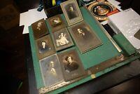 1920s Antique Senior High School College Photos Girls Ladies Women Cabinet Cards