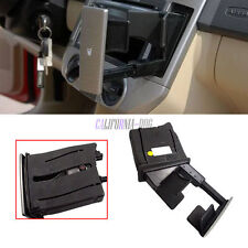 Dark Silver Dashboard Cup Holder Cup Holder For VW POLO 9N 02-10 6Q0858602E