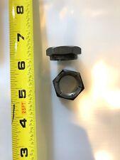 """400 Qty! Flexloc 30Fk-1216 3/4""""-16 Grade 2 Plain Finish Carbon Steel Lock Nut"""
