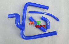 for Honda CR250 CR250R CR 250 R 2002-2008 silicone radiator hose blue